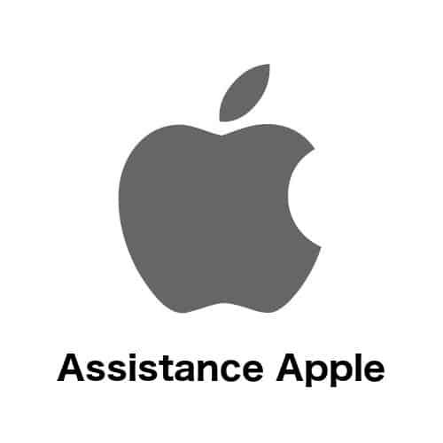 Service client Apple : assistance par téléphone et en store