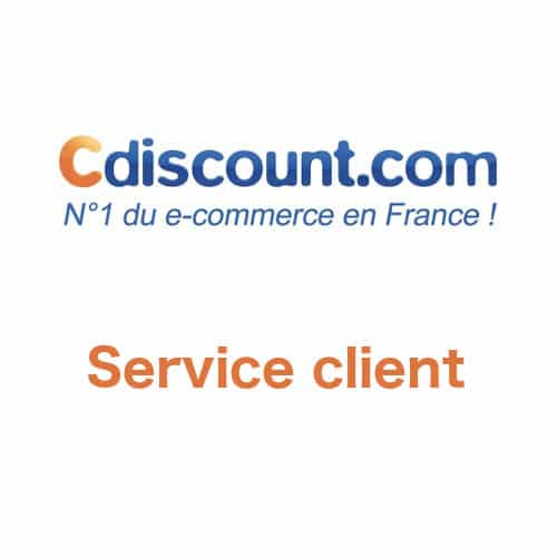 service client cdiscount num ro de t l phone du sav email et adresse. Black Bedroom Furniture Sets. Home Design Ideas