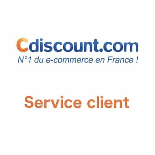 Service client Cdiscount : numéro de téléphone du SAV, email et adresse