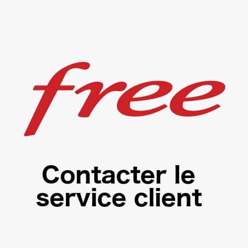 Contacter le service client Free : téléphone non surtaxé et courrier