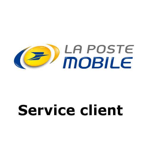 Service client La Poste mobile : numéro de téléphone et assistance