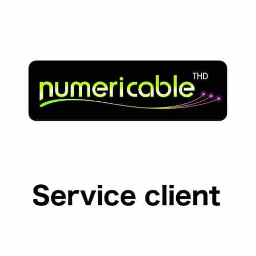 Service client Numericable : assistance gratuite par téléphone et adresse
